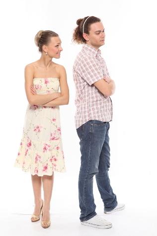 hommes n'avouent pas leurs sentiments