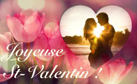 Faire sa demande en mariage le jour de la saint valentin !