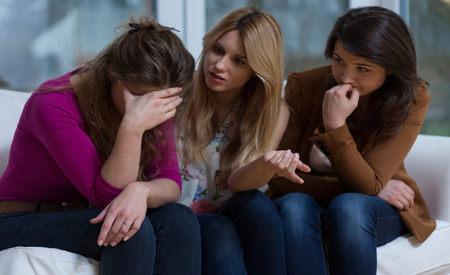 conseils des amies sur la séduction