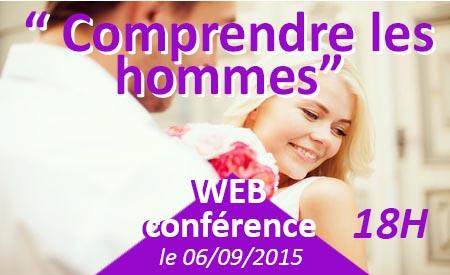 Webconférence pour tout savoir des hommes