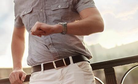 Quelle montre choisir et offrir à un homme ?